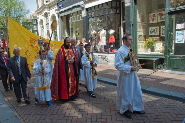 Sacramentsprocessie 2011