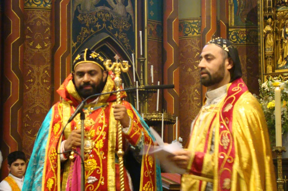 Een gezegende dag met Mor Theophilos